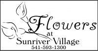 Flowers at Sunriver Village