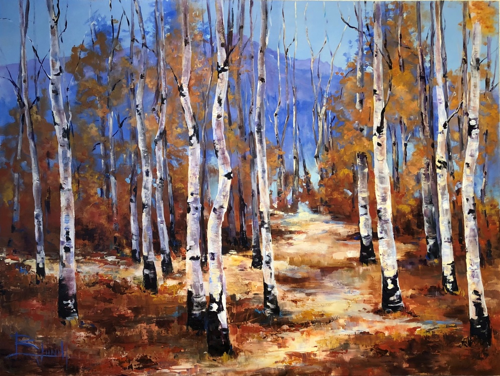 Bonnie Junell, Painting
