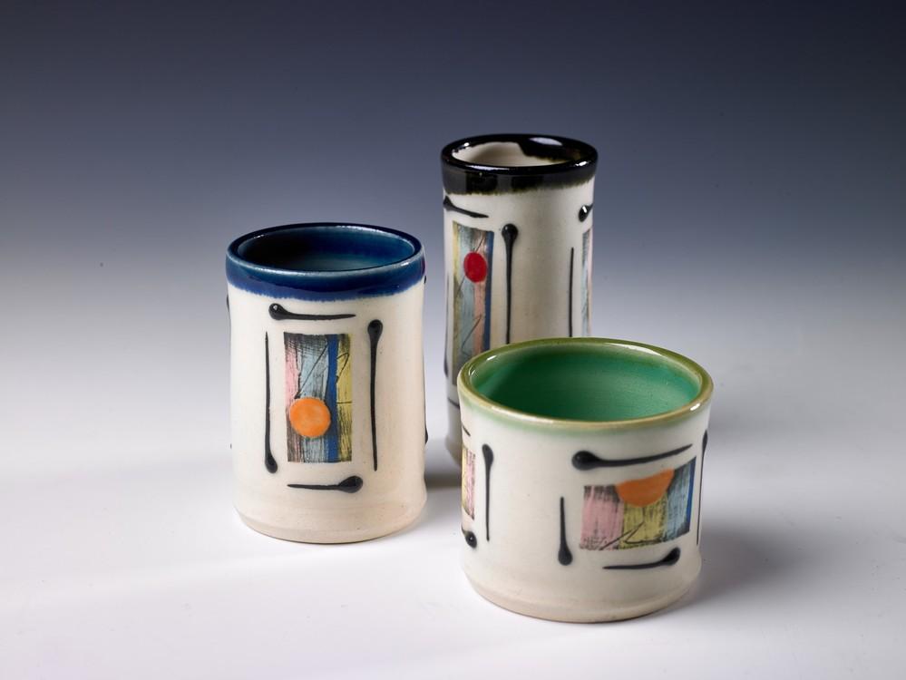 David Parry, Ceramics